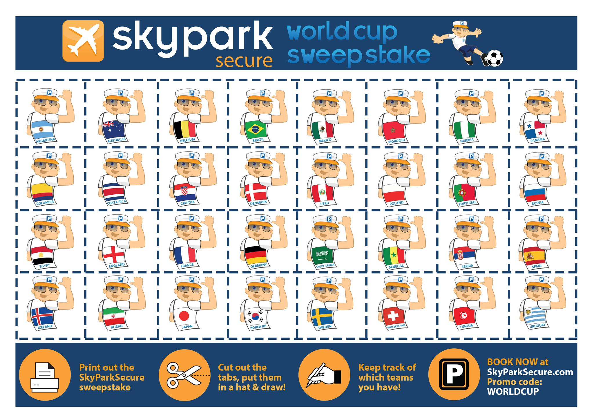 ultimate world cup kit sweepstake giveaway amp playlist